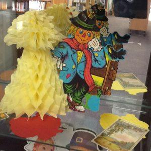 Thanksgiving display donated by Sandra Durapau 001