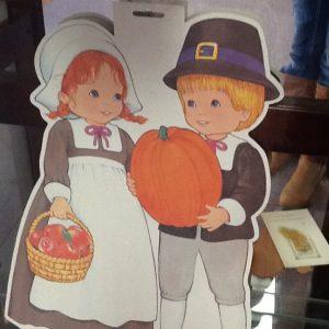 Thanksgiving display donated by Sandra Durapau 007